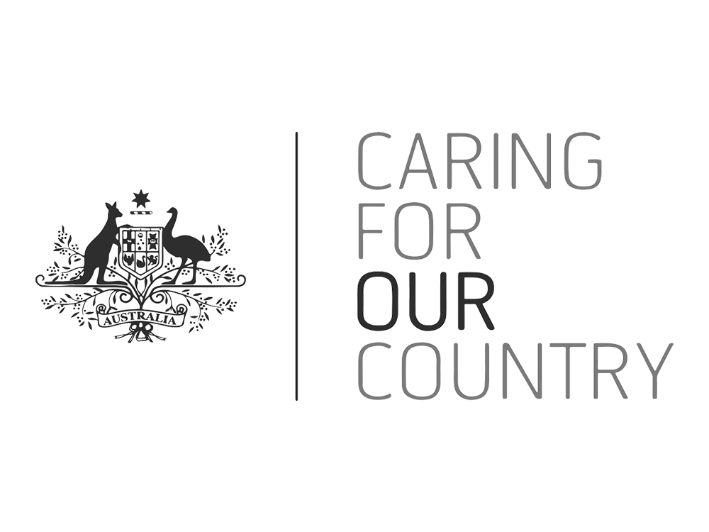 Caring for our country program logo
